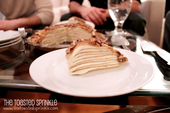 millefeuille cake 4
